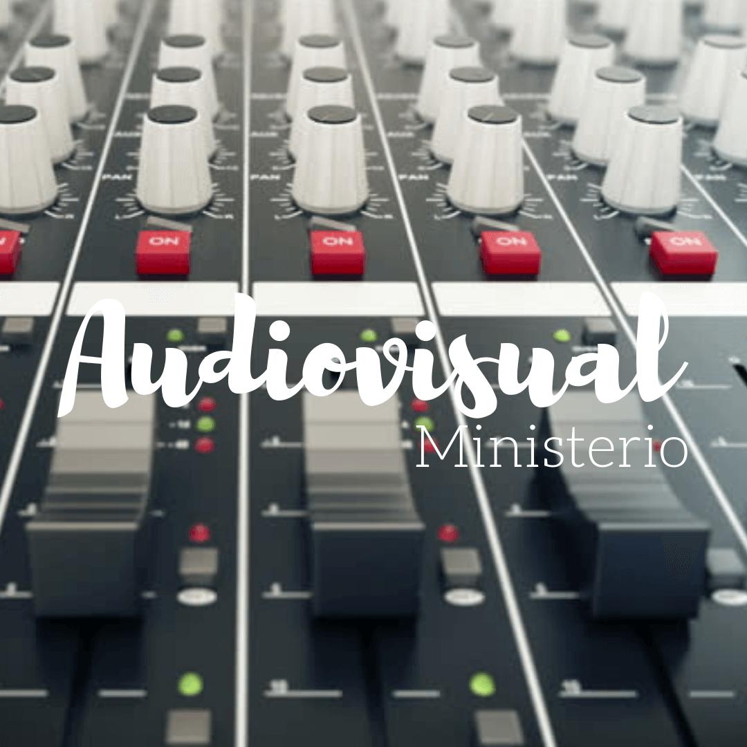 Ministerio de audiovisual
